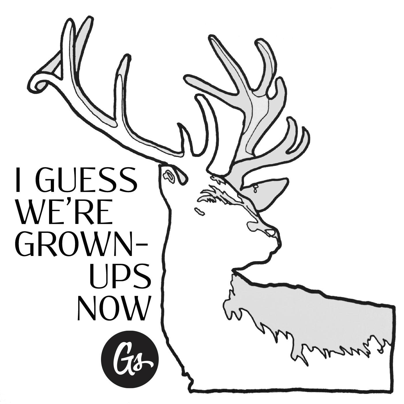 Grownups artwork